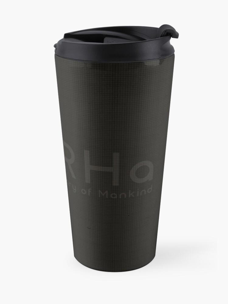 Alternate view of YoRHa - Loading screen Travel Mug