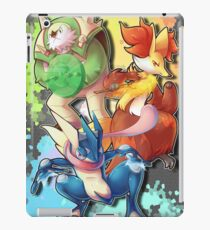 The Mage, the Warrior and the Theif iPad Case/Skin