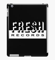 Vinilo o funda para iPad Fresh Records