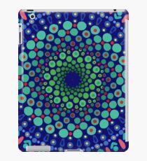 Undersea Whirpool Mandala iPad Case/Skin