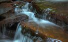 Cascade (below Mohawk Falls) by Aaron Campbell