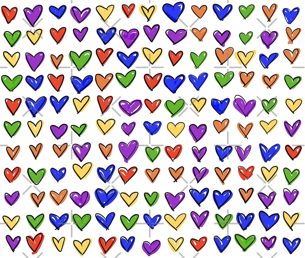 Love is love by Moojan Azar