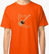 Bruce Springsteen Born to Run design Classic T-Shirt