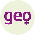 Women in Geospatial Logo by clearmappingco