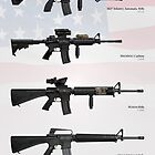 Service Rifles of the United States (21st Century) by nothinguntried