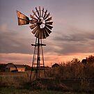 Ohio Windmill by Rachel Leigh