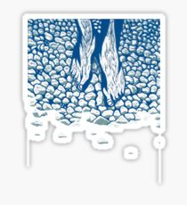 Ripple On Water Sticker