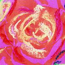 Pastel Rose by LAURANCE RICHARDSON