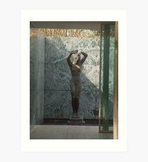 The Barcelona Pavillion Art Print
