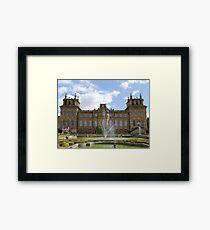 Blenheim Palace  Framed Print