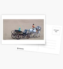 The Queen, Trooping the Colour Postcards