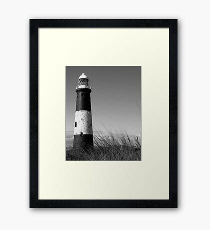 Spurn Point, East Yorkshire Framed Print