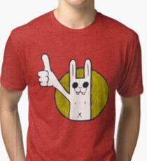 Rabbit 1.0 Tri-blend T-Shirt