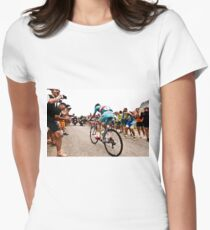 Vincenzo Nibali Women's Fitted T-Shirt