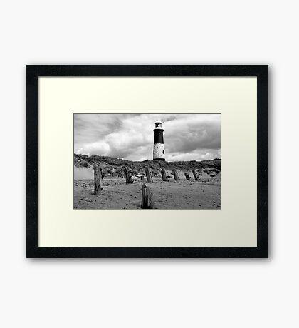 Spurn Point, East Yorkshire - 201 views Framed Print
