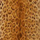 Retro  Leopard by BigFatArts
