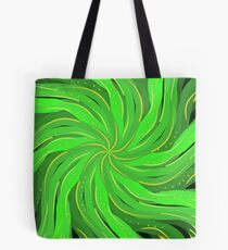 Palm Fronds Summer vibe Tote Bag