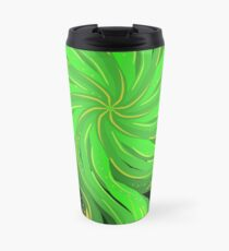 Palm Fronds Summer vibe Travel Mug