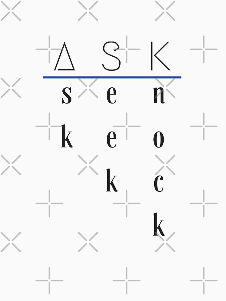 Ask, Seek, Knock by QueenlyMe