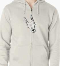 OH, COME ON! Zipped Hoodie
