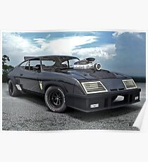 MAD MAX INTERCEPTOR Poster