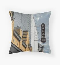 Grapevine Palace Throw Pillow