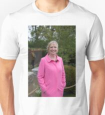 Carol Kirkwood BBC Weather presenter Unisex T-Shirt