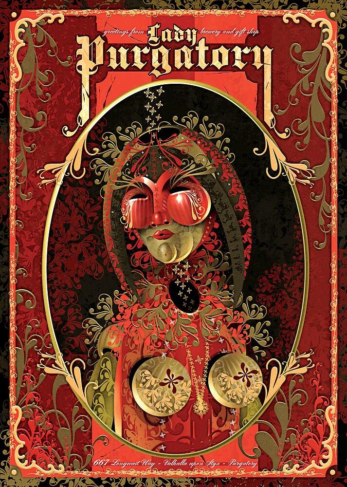 Lady Purgatory by Kristian Olson