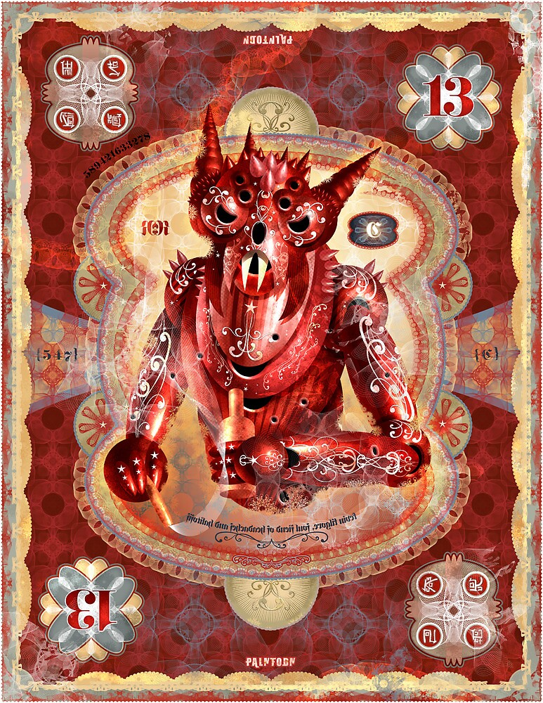 Monster - Kevin Kilgore by Kristian Olson