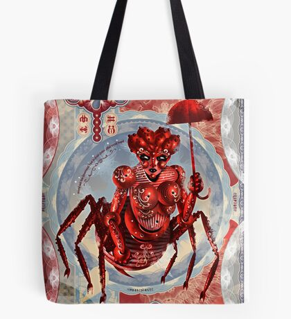 Monster - Super Secret Sally Tote Bag