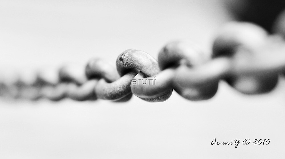 Chain mail by aruni