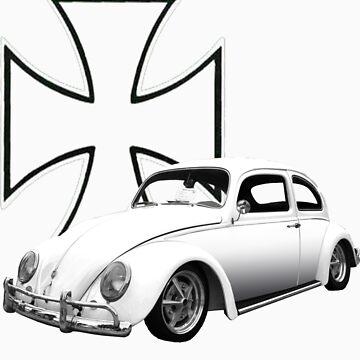Iron Cross VW Bug by DiamondCactus