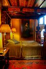 The Keeper's Bedroom, Falkland Palace by Christine Smith