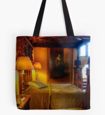 The Keeper's Bedroom, Falkland Palace Tote Bag
