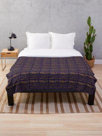 Venajo- COTY  Throw Blanket