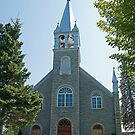 Saint Catherine of Sienna, Greenfield. 1894. by Mike Oxley