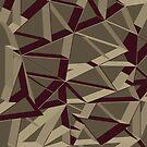 3D Futuristic GEO Linien X 15 von tamaya111