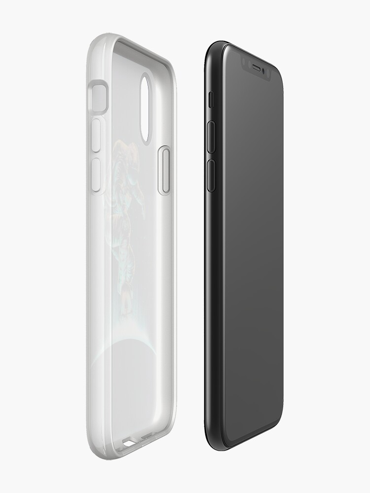 Alternate view of Space Grind iPhone Case & Cover