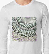 Olives and Wine mandala Long Sleeve T-Shirt