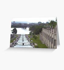 Canada's capital  - Ottawa Greeting Card