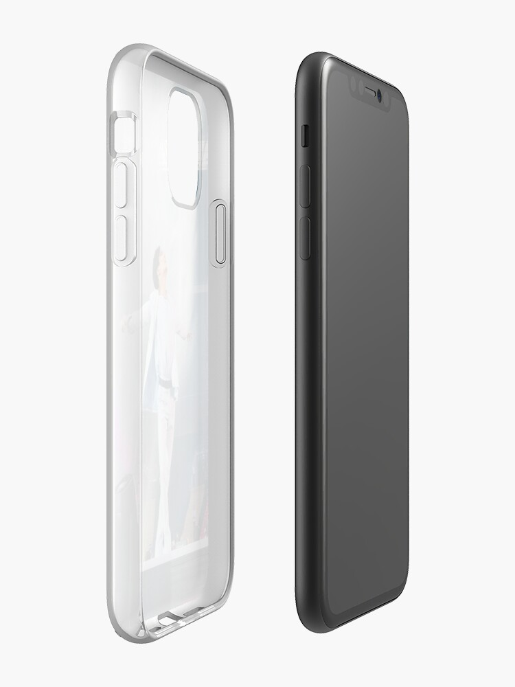 etui silicone iphone 6 , Coque iPhone «BTS - Parlez-vous JHOPE», par okMafia