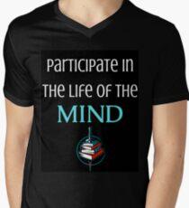 Life of the MIND V-Neck T-Shirt
