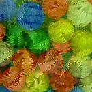 Fur Balls..... Errr...I Mean Fern Balls by Debbie Robbins