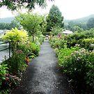 Bridge of Flowers by Allison  Flores