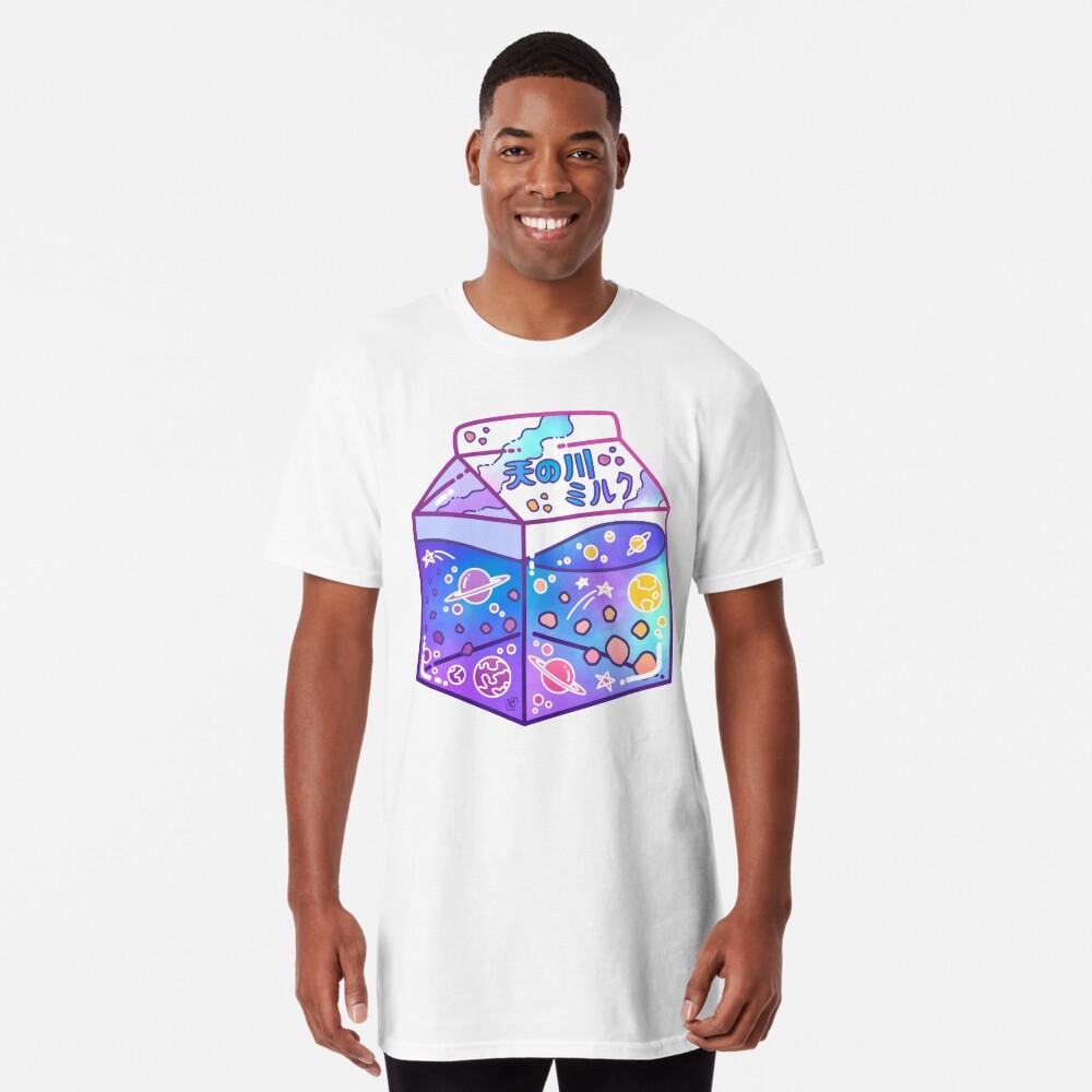 Milky Way Milk Carton Long T-Shirt