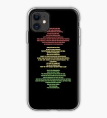 Lift Every Voice iPhone Case