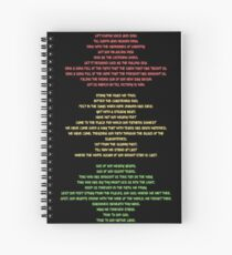 Lift Every Voice Spiral Notebook