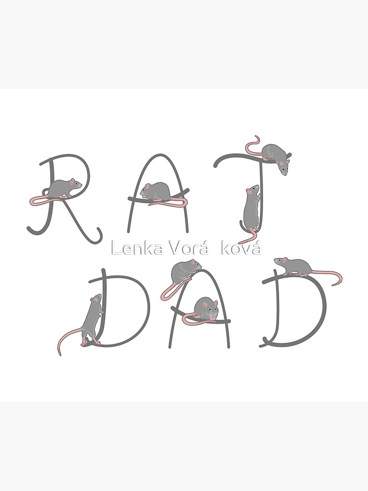 Rat Dad by Trin4ever