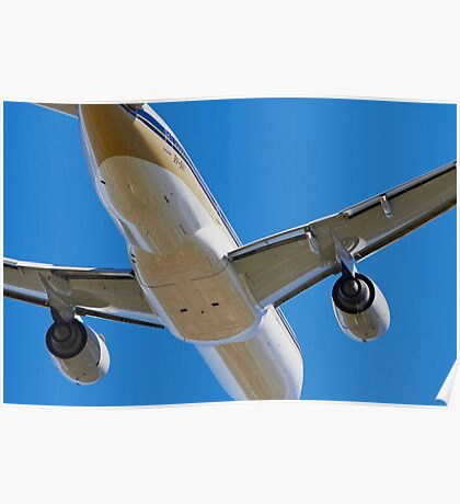 777 Departure Poster