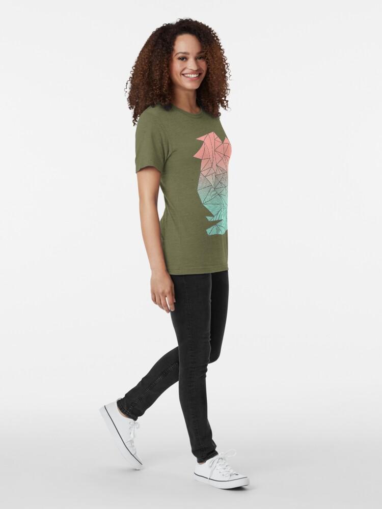 Alternate view of Bodhi Rays Tri-blend T-Shirt